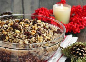 Рецепт приготовления  Кутьи  Рождественской