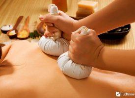 Индийский массаж «Поди»