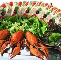 Блюда ужина на Новый Год, которые принесут удачу