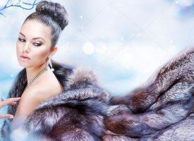 Женские шубы : модные тенденции
